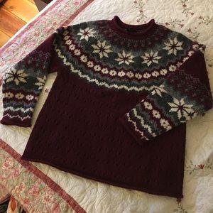 Beautiful Wool Sweater